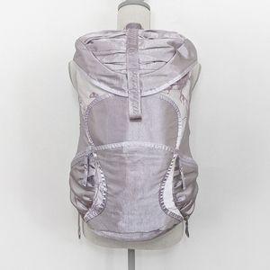 RARE Lululemon Starlet Backpack Satin Lavender